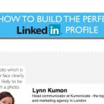 building the perfect linkedin profile infographic 1