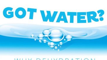 got water why dehydration is making you fat and sick infographic 1