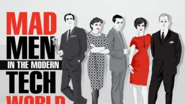 mad men in the modern tech world infographic 1
