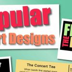 top t shirt designs infographic 1