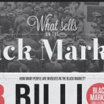 what sells on the black market infographic 1