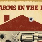 firearms in the home safe or dangerous infographic 1