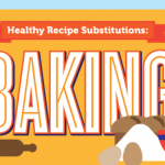 healthy baking substitutions infographic 1