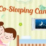 how co sleeping can help infographic 1