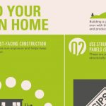 how to build your green home infographic 1