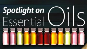spotlight on essential oils infographic 1