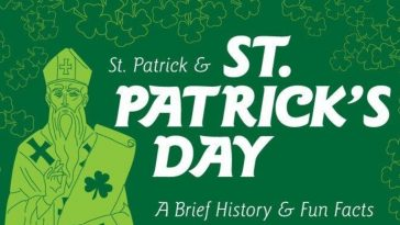 st patricks day infographic 1