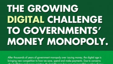 the growing digital challenge to government money infographic 1